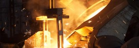 Industries photo - steel mill