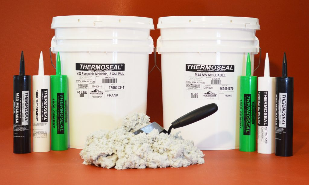 Thermoseal Refractory Cement